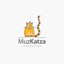 Logo Comic Katze