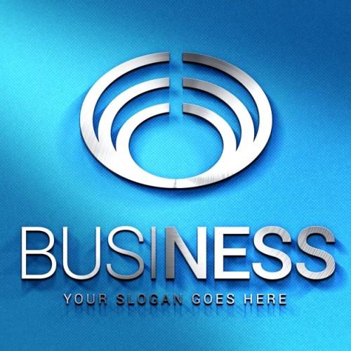 Ellipse Kreise Logo