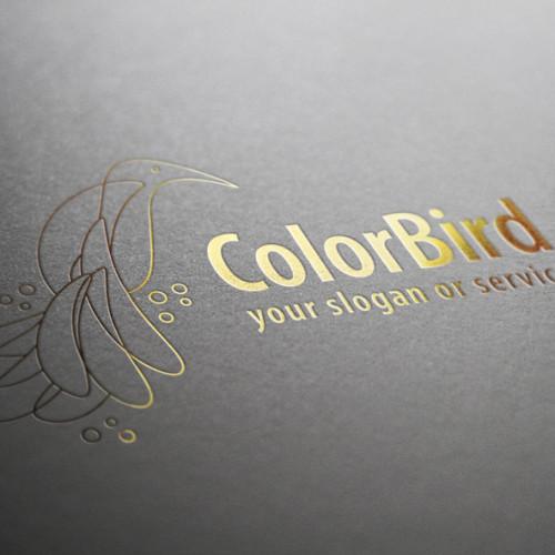 Logo Bunter Vogel