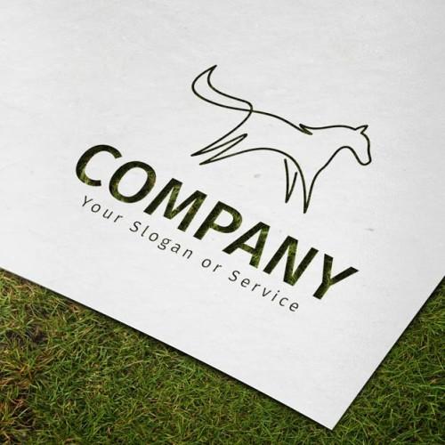 Logo-Gezeichnet-Pferd-005