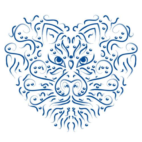 Logo Tier Herz