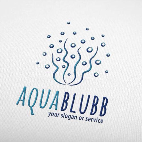 Logo Wasser Blubb