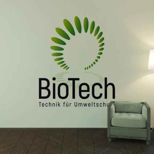 Logo Pflanzen Biologisch Fertiges Logo kaufen