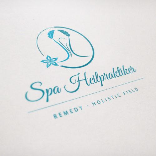 Logo Spa Heilpraktiker Fertiges Logo kaufen