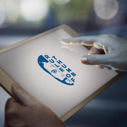 Logo Erfahrung Mann EXKLUSIVES Logo kaufen LogoShop