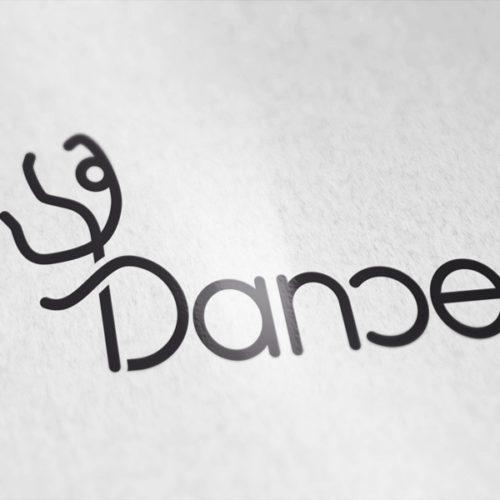 Logo Tanzen Bewegung Sport   EXKLUSIVES Logo kaufen   LogoAtelier.eu