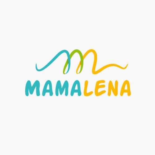 Logo Kinder Bunt Buchstabe M Buntes Logo kaufen Logoshop LogoAtelier.eu