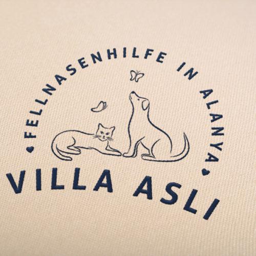 Logo Tierschutz Organisation Nonprofit Hunde Katzen EXKLUSIVES Logo kaufen LogoAtelier.eu LogoShop