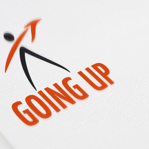 Logo Nach Oben Kommen Empor Kommen Sich Erheben Logo kaufen Logoatelier.eu