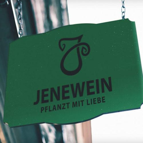 Logo Buchstabe J Pflanzen Herzen Garten Natur fertiges Logo kaufen LogoAtelier.eu