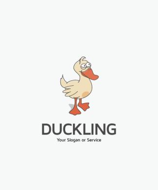 Logo Lustige Ente