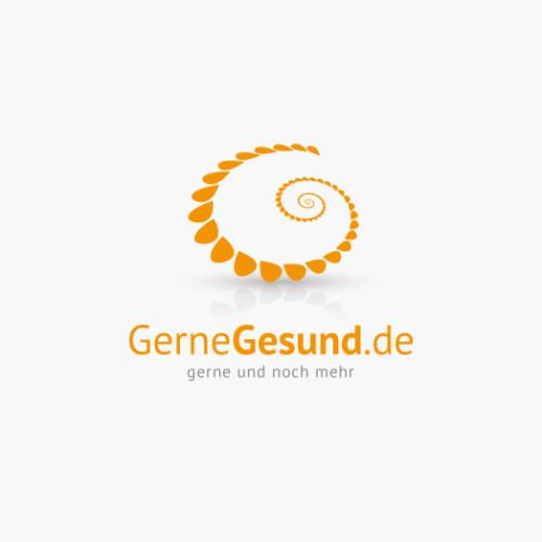Logo Abstrakter Buchstabe G
