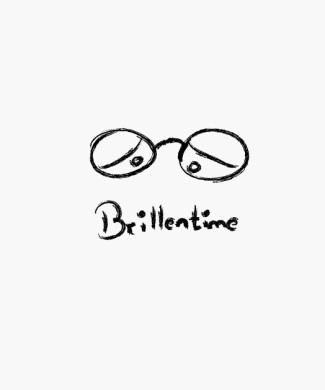 Logo-Brille-Time