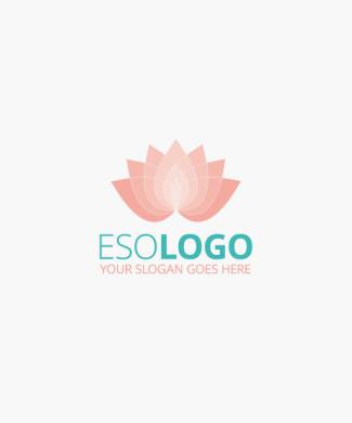 Logo-Esoterik-Lotusblüte