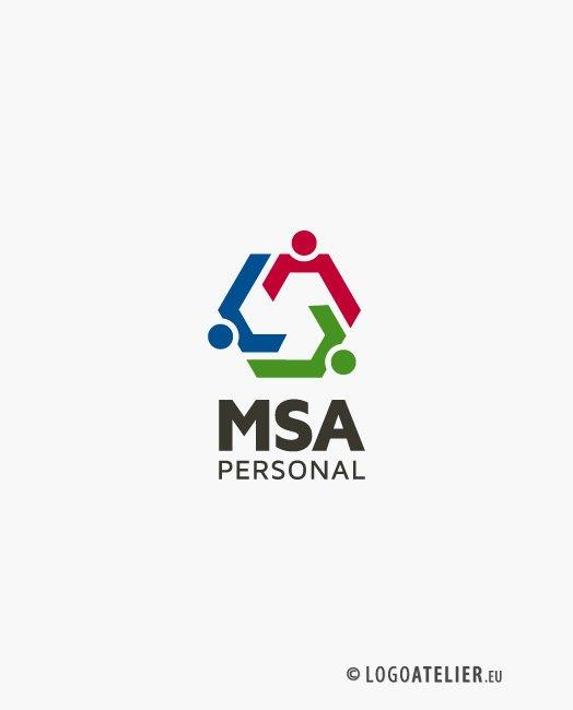 Logo Personal Menschen