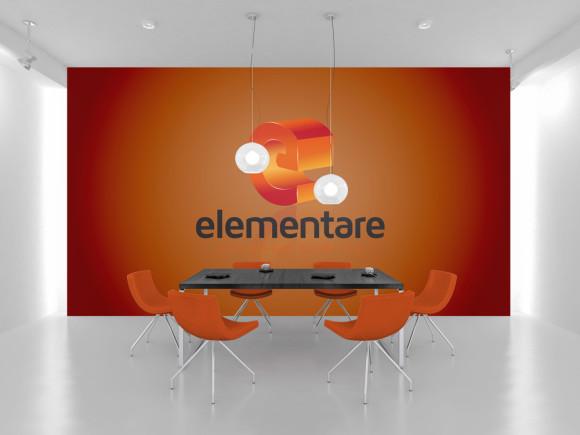 Logo-3D-Buchstabe-E
