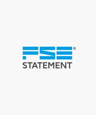 Logo Buchstabe F S E