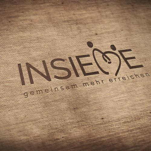 Logo-Menschen-Herz