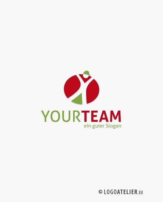 Logo Team Sport Handwerk