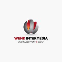 Logo 3D Buchstabe W