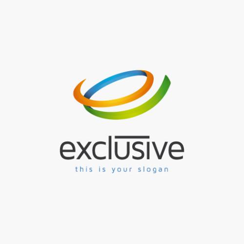 Logo Buchstabe E