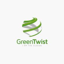Logo Grüner Wirbel