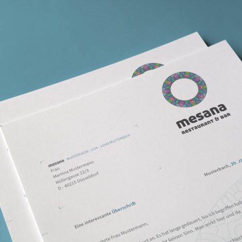 Logo Mandala Restaurant