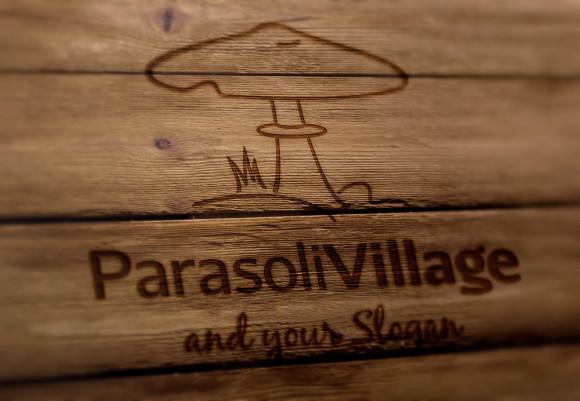 Logo Pilze Parasol