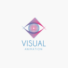 Logo Auge Animation