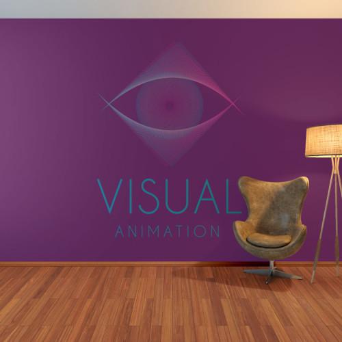 Logo Auge Animation