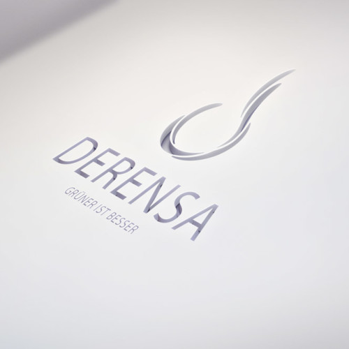 Logo Buchstabe d