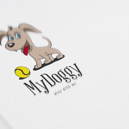 Logo Hund Spielen