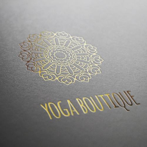 Logo Yoga Boutique