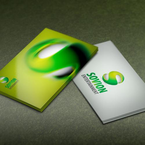 Logo 3D Buchstabe S