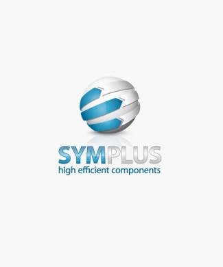 Logo 3D Kugel Pfeile