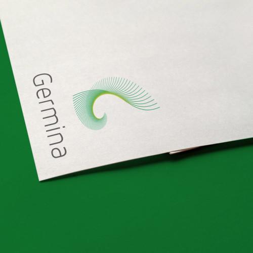Logo Abstrakte Form