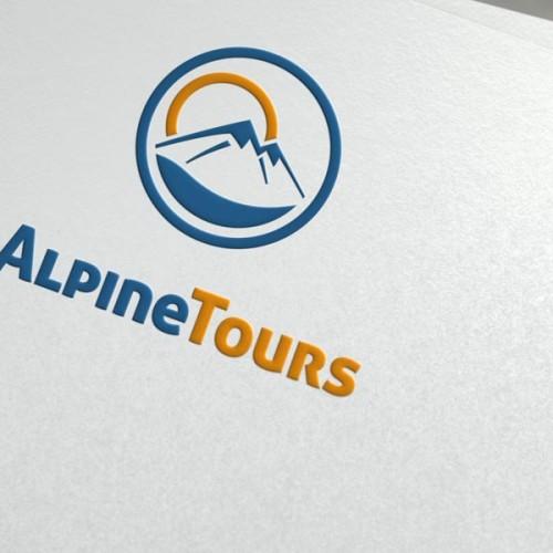 Logo Alpen Touren