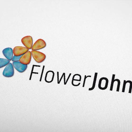Logo Blumen