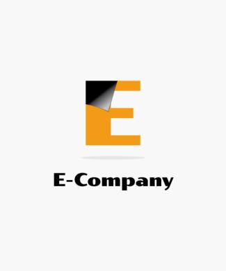 Logo Buchstabe E G oder S