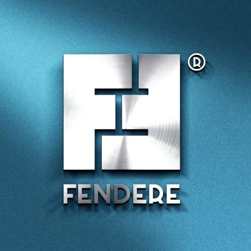 Logo Buchstabe F und E