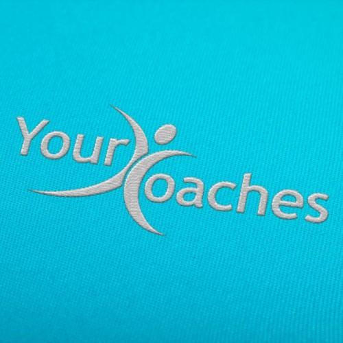 Logo Mensch Buchstabe C