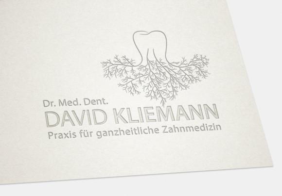 Logo Zahnarzt Wurzel