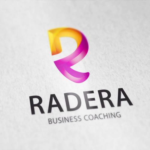 3D Logo Buchstabe R Logo