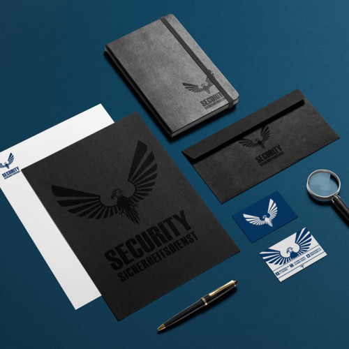 Adler Security Logo