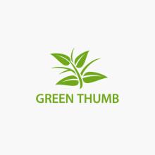 Grüner Daumen Logo