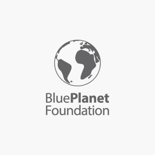 Logo Blauer Planet