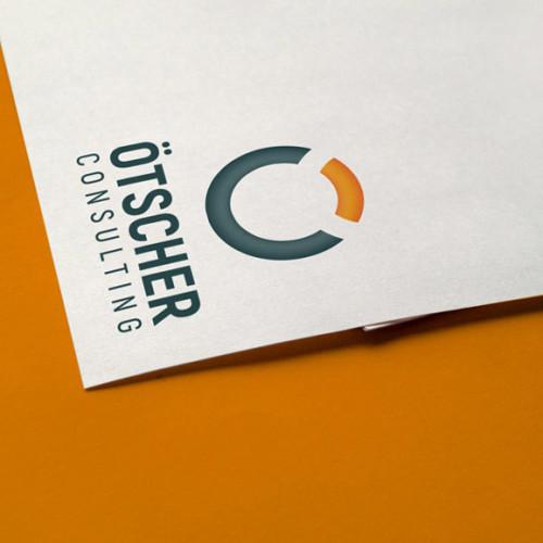 Logo Buchstabe Ö