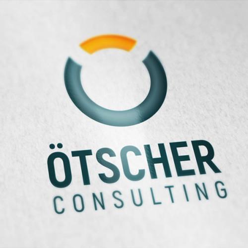 Logo Buchstabe Oe