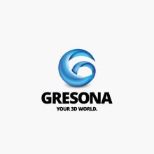 3D Buchstabe G Logo