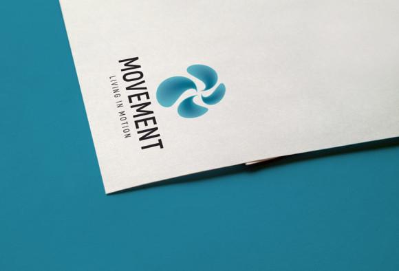 Logo Dynamik Bewegung
